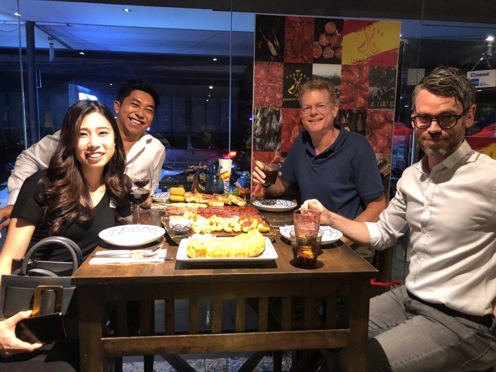Awesome Jamon Jamon, Bangkok #1 Networking Group